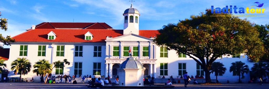 Jakarta Old City Tour