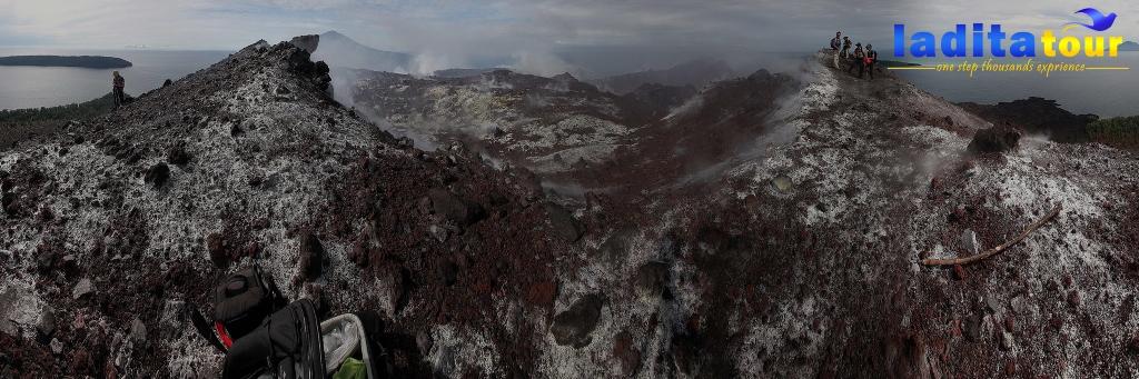paket wisata gunung krakatau dari merak
