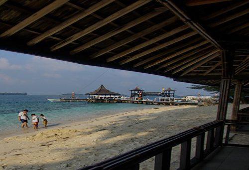 Paket Wisata Pulau Sepa Kepulauan Seribu