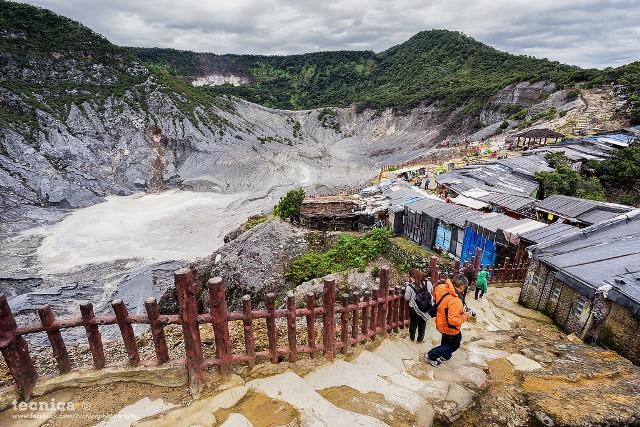 Bandung Volcano Tours