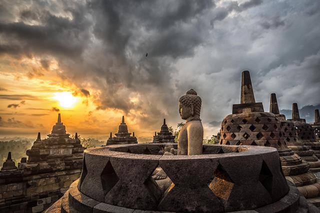 Borobudur the World Heritage Tour