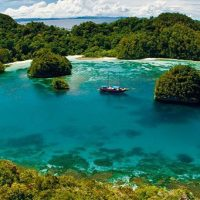 Island Hopping in Indonesia
