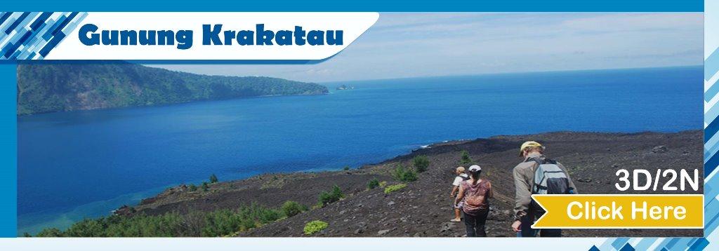 Open Trip Gunung Krakatau Lampung