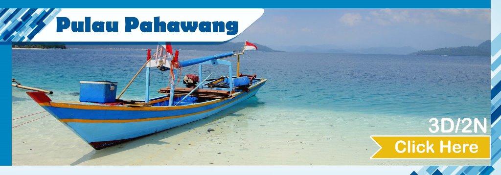 Open Trip Pahawang Lampung