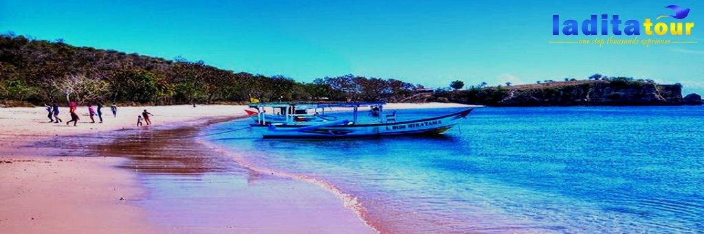 PAKET WISATA Lombok 3 Hari 2 Malam Pantai Pink
