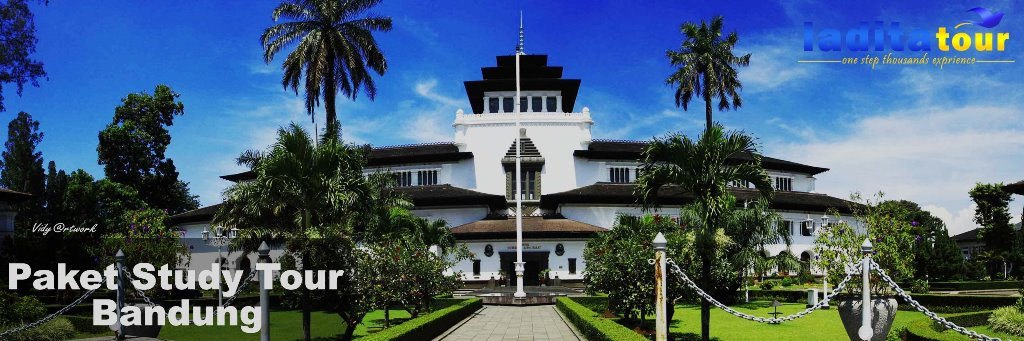 Paket Study Tour Bandung Area
