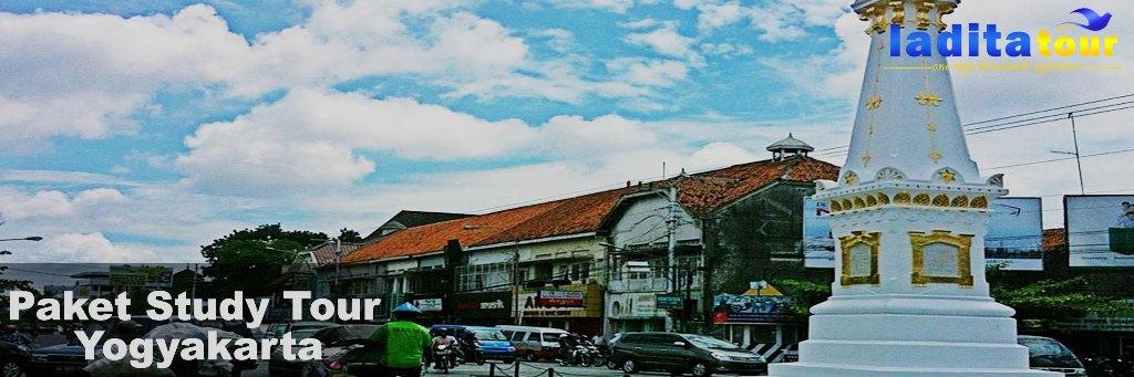 Paket Study Tour Jogyakarta Area