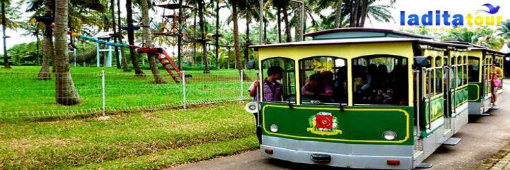 paket wisata taman mekarsari