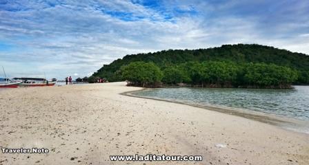 Pulau Pahawang Lampung Indonesia - Pahawang Kecil