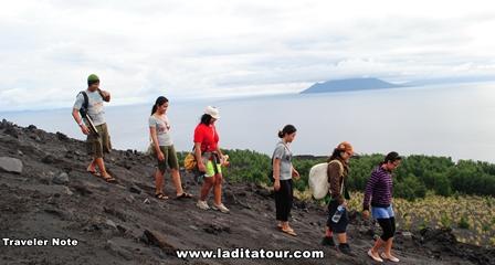 Wisata Krakatau - Anak Gunung Krakatau