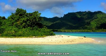 Wisata Krakatau - Pulau Sebuku