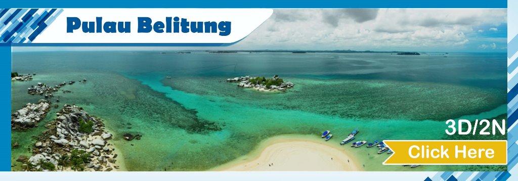 Open Trip Pulau Belitung