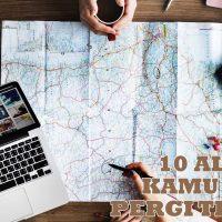 10 Alasan dan Manfaat Kamu Harus Travelling !