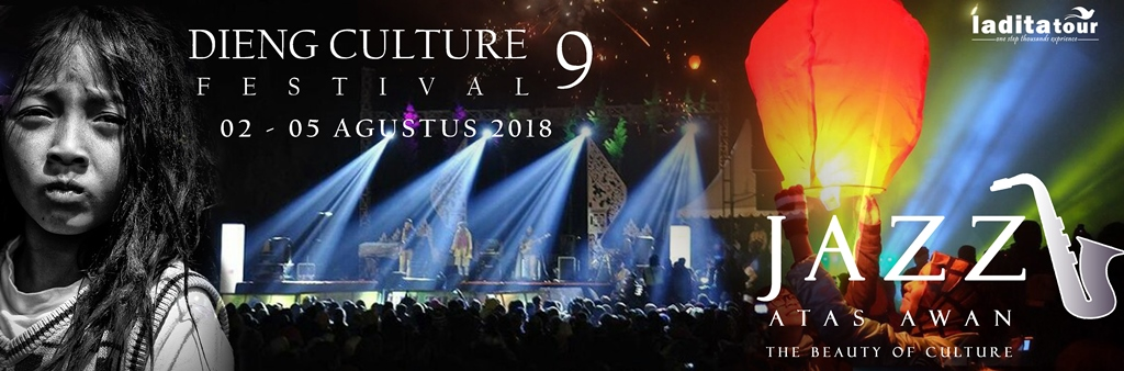 open trip dieng culture festival 9
