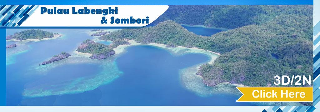 Open Trip Labengki Sombori 3 Hari 2 Malam