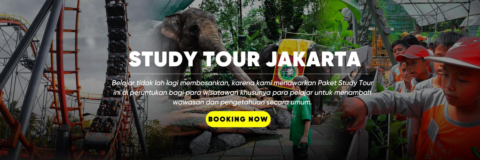 PAKET STUDY TOUR