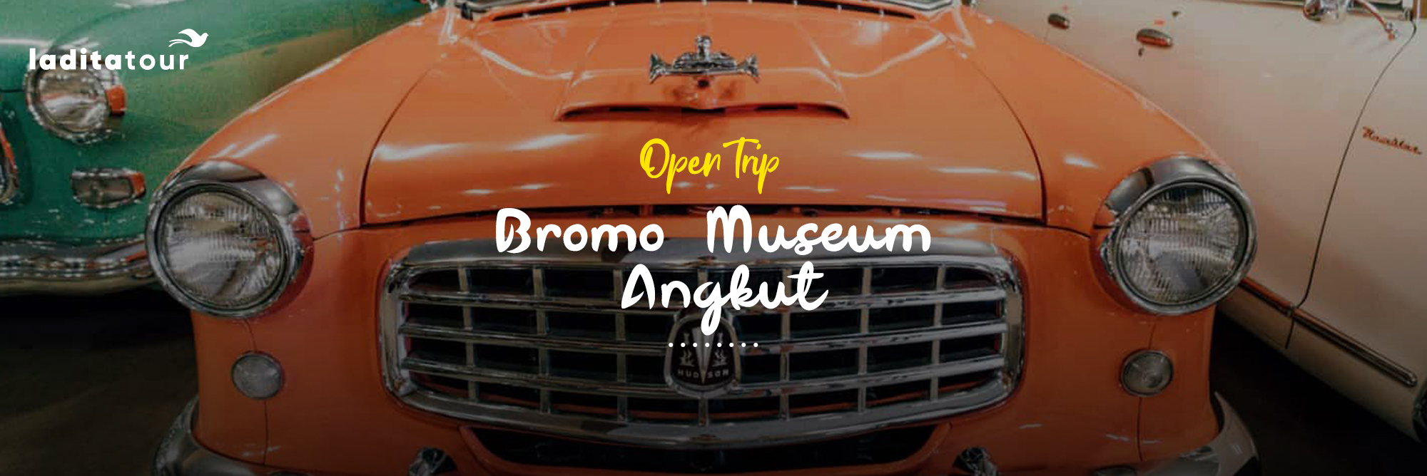 Open Trip Bromo Museum Angkut