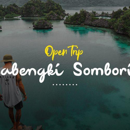 Open Trip Labengki Sombori