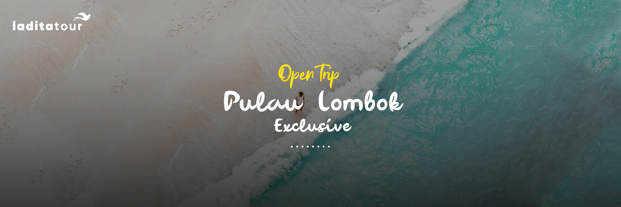 Open Trip Lombok Indonesia