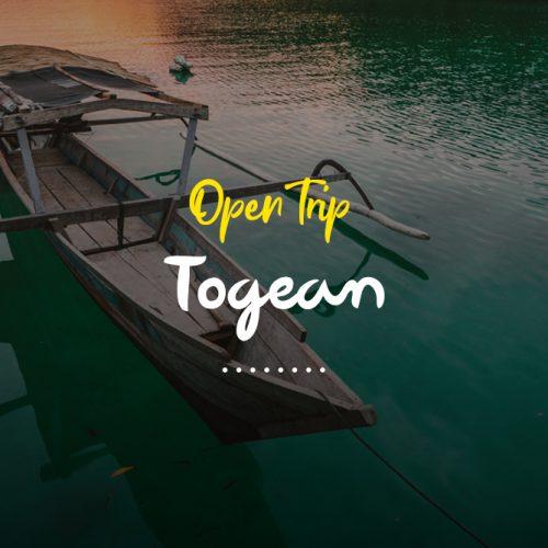 Open Trip Togean