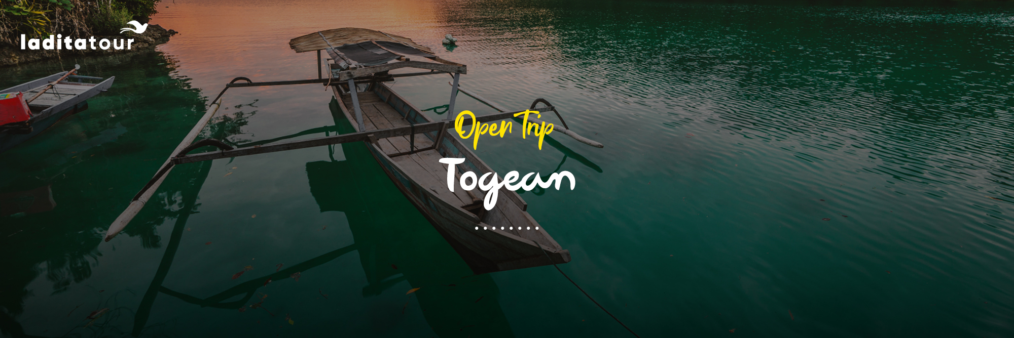 Open Trip Togean