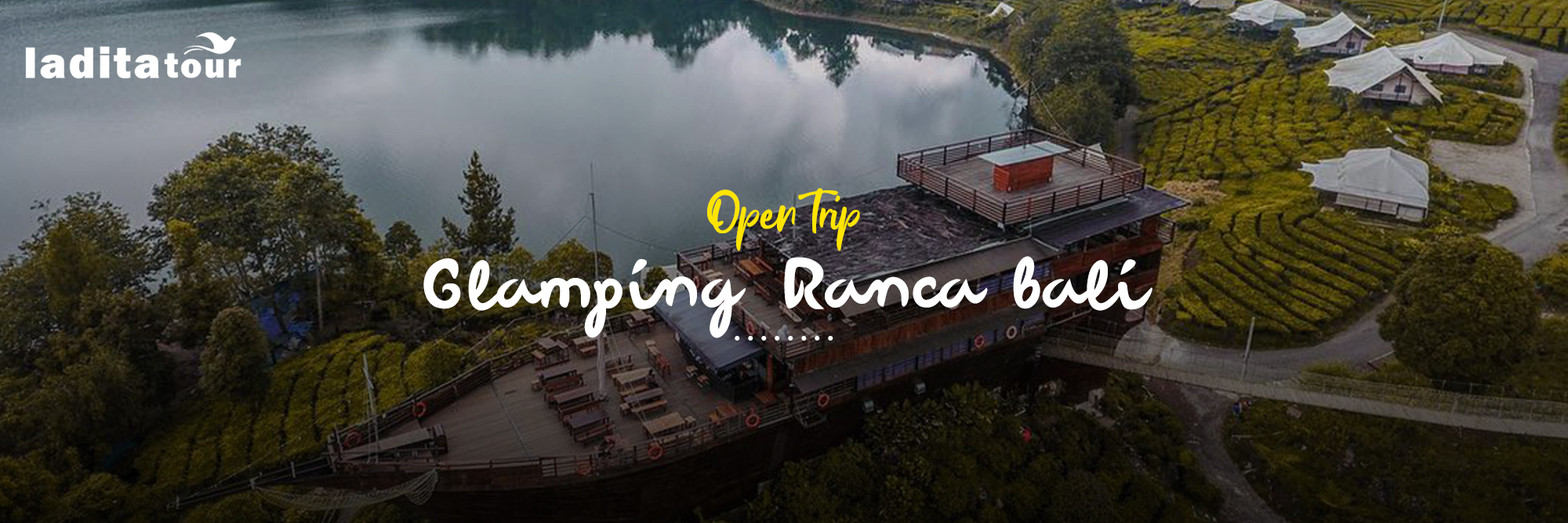 Open Trip Ciwidey Bandung